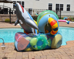The Pool Pouch Toy Organizer by Water Tech