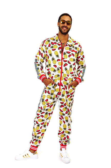 Banging Boilersuits - The Fruit Suit