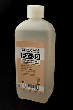 Adox FX39 B&W Film Developer 500ml based on Neofin Red