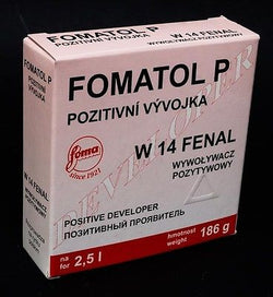 Fomatol Photo Print Paper Developer Powder P W14 neutral tone