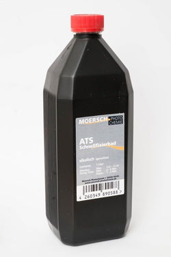 Alkaline Fixer Moersch ATS 1000ml No Hypo Clear B&W Film/Paper