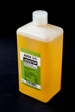 Adox Adostop Indicator Stop Bath Concentrate for Film and Photographic Paper