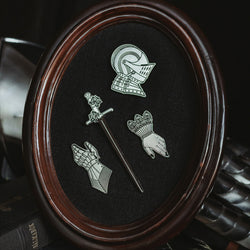 Old Tales Enamel Pin Set