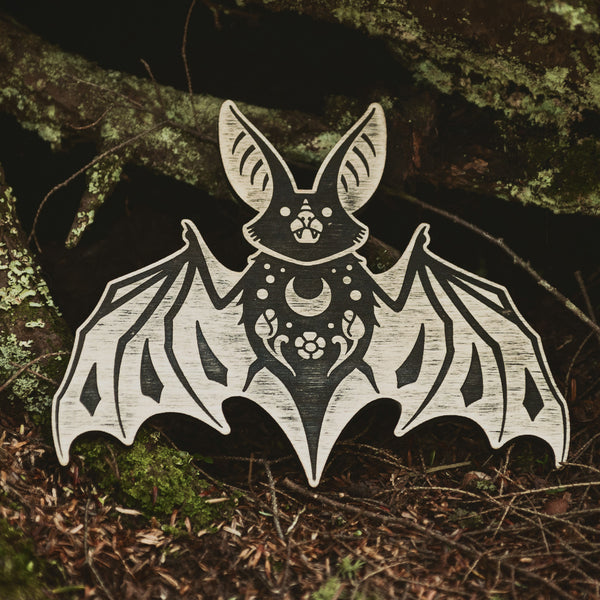 The Bat Ornament