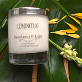 Lemoncello Luxury Scented Candle | Personalise for you