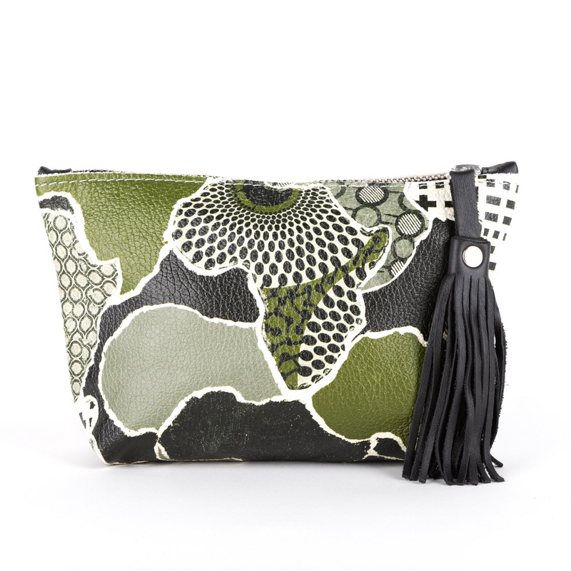AFRICA COSMETIC BAG
