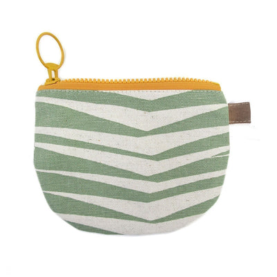 SKINNY LAMINX USA NEW YORK FRONDS CHANGE PURSE