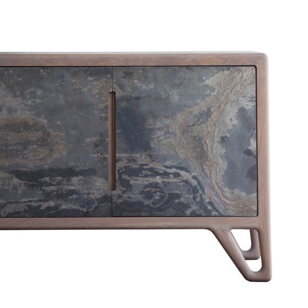 STONE SIDEBOARD
