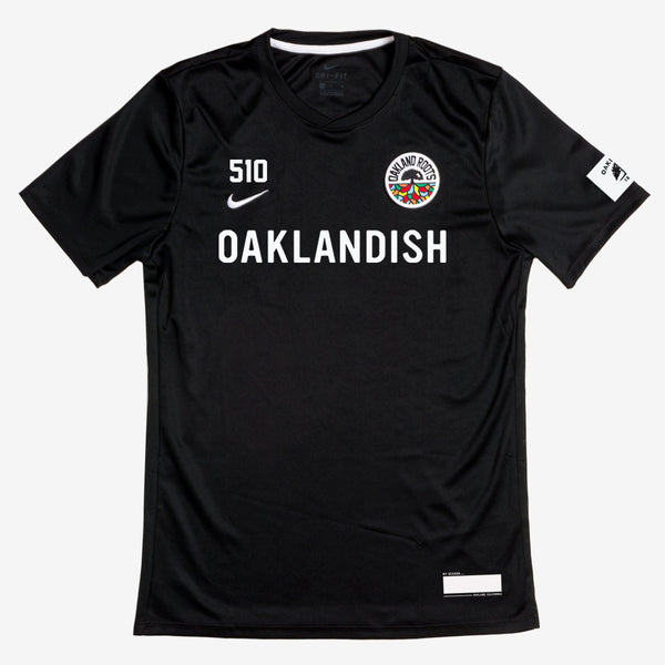 Roots SC Nike Black Jersey