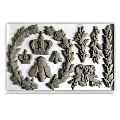 Laurel IOD Decor Mould (6