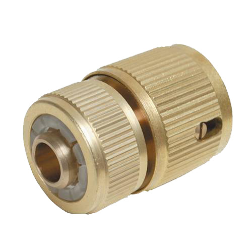 1/2'' Quick Connector Auto Stop Brass Water Fitting