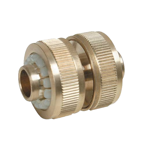 1/2'' Brass Water Hose Joiner