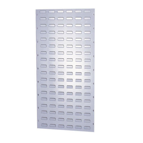 Parts Bins Louvered Metal Wall Panel (500 x 1800mm)