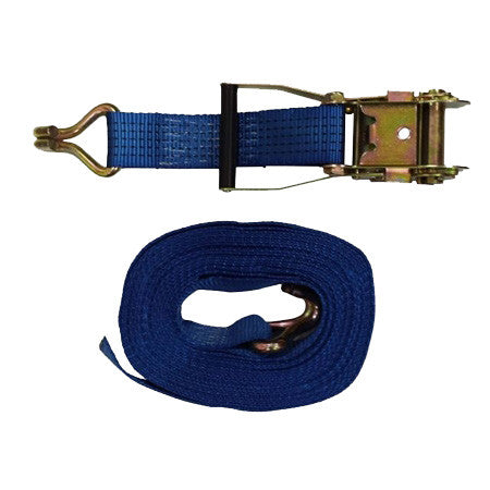 2'' x 10M Heavy Duty Ratchet Strap