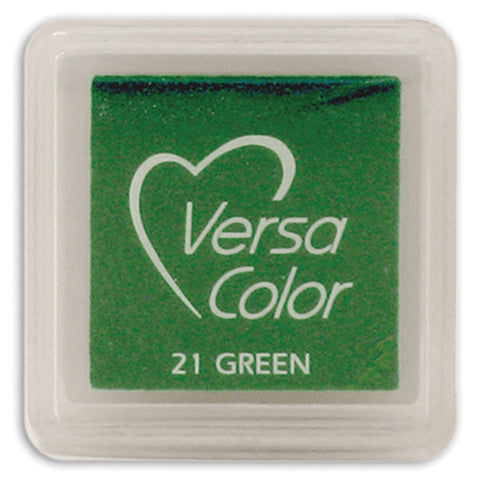 VersaColor Pigment Mini Ink Pad - Green