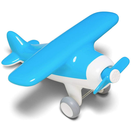 ToysTribe - KID O Push and Pull Air Plane (Blue)