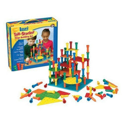 ToysTribe - For Rent: Lauri Tall-Stacker Pegs Building Set