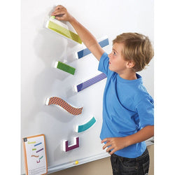ToysTribe - Learning Resources Tumble Trax Magnetic Marble Run