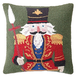 Nutcracker Hook Pillow