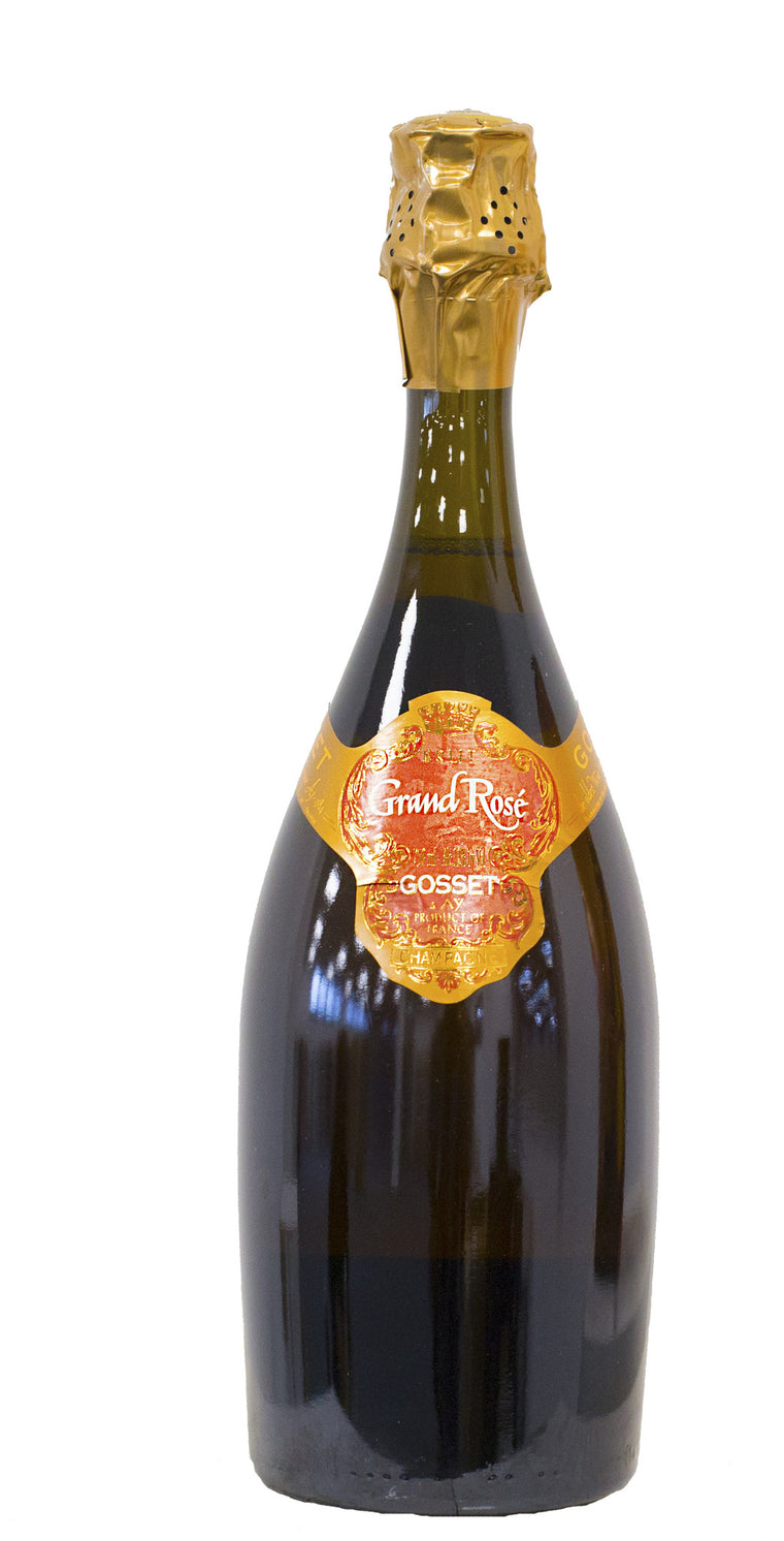 Gosset Grand Rosé Champagne 75cl in Gift Box