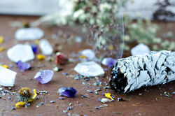Basics Of Crystals & Smudging Seminar