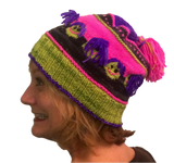 Playful Monster Zombies Hat