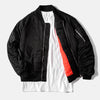 Retro Flight Pilot Bomber Jacket