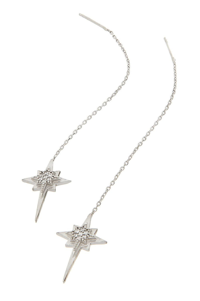 Sterling Starry Night Earring - Sugar NY