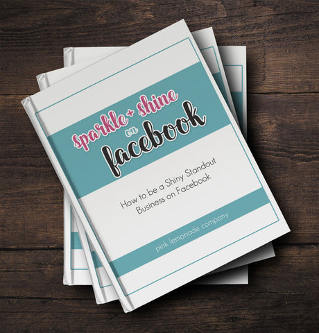 Sparkle and Shine Facebook e-book