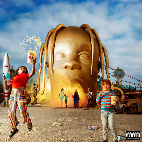 Travis Scott - Astroworld 2LP