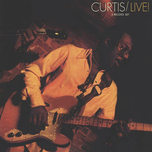 Curtis Mayfield - Curtis / Live! 2LP