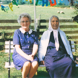 Dauwd - Theory of Colours LP