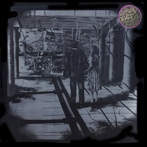 Universal Eyes - Four Variations on 'Artificial Society' LP
