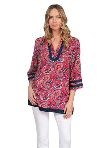 Tina 3/4 Sleeve Tunic