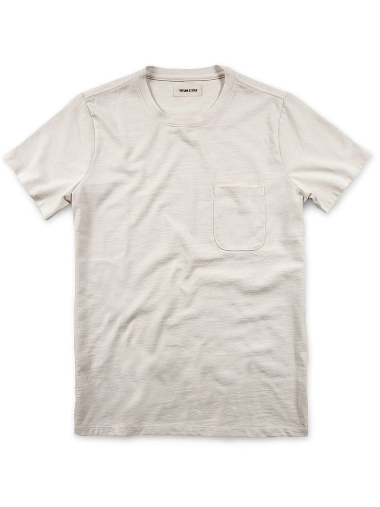 Heavy Bag tee- Natural