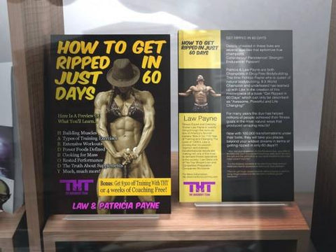 How to Get Ripped in Just 60 Days