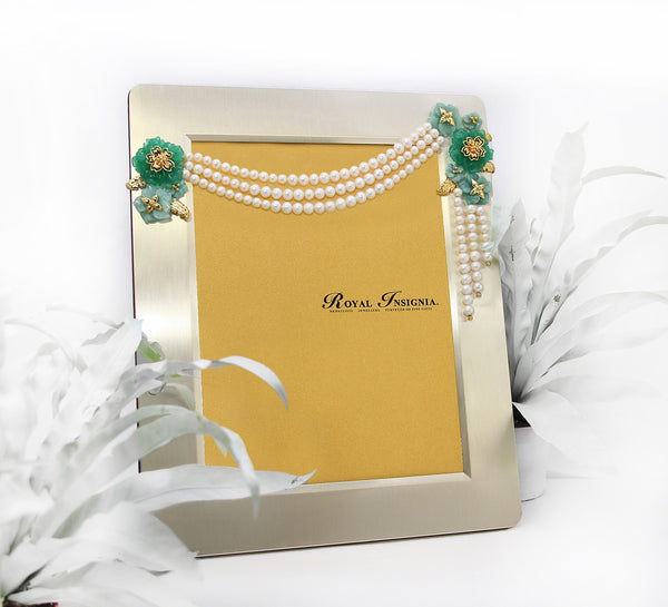 Alyssa I Silver Photo Frame ROYAL INSIGNIA