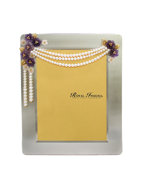 Sophia Silver Photo Frame ROYAL INSIGNIA