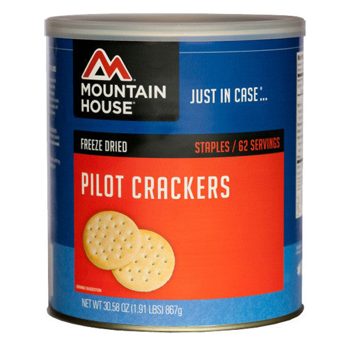Mountain House Pilot Crackers 67serv Can