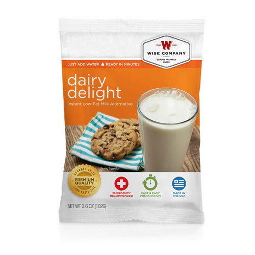 Wise Foods Dairy Delight (6 srv)