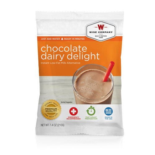 Wise Foods Chocolate Dairy Delight (6 srv)