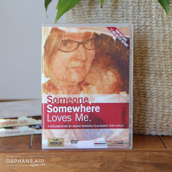 Someone Somewhere Loves Me DVD