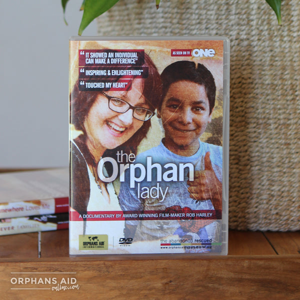 The Orphan Lady DVD