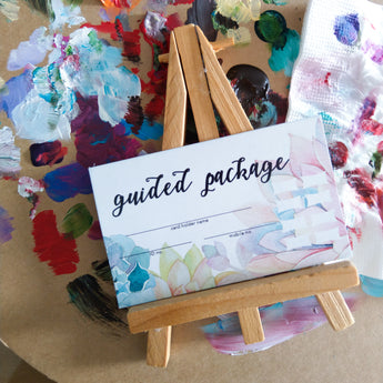 Guided Painting Class (Adults/13 and above) - Package of 8 hours - artjamming, Boulevart - Boulevart