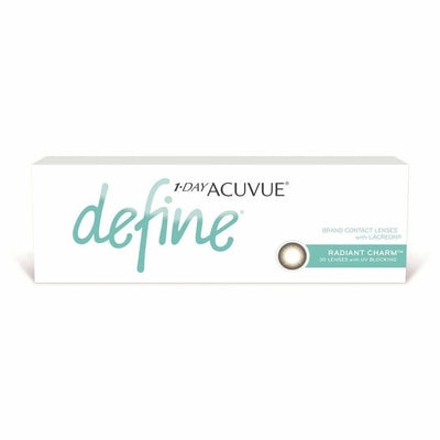 1-DAY ACUVUE DEFINE RADIANT CHARM, 30/Box-ACUVUE®-Sin Chew Optics