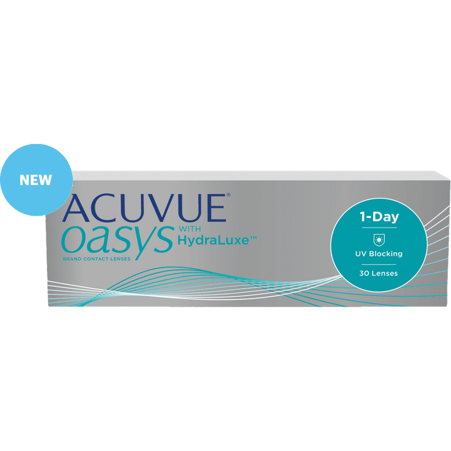 ACUVUE OASYS 1-DAY, 30/Box-ACUVUE®-Sin Chew Optics