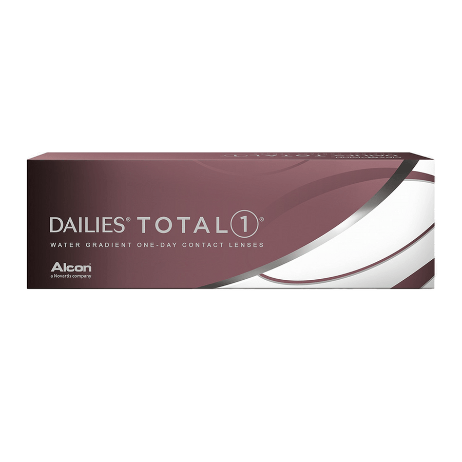 DAILIES TOTAL1 Water Gradient Contact Lenses, 30/Box-DAILIES®-Sin Chew Optics