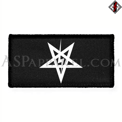 Sig Pentagram Rectangular Patch