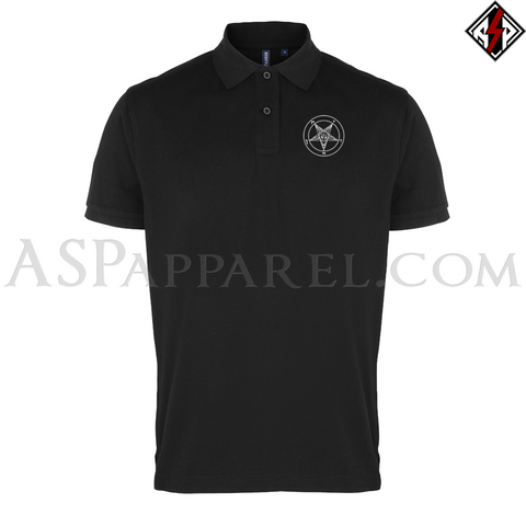 Sigil of Baphomet Polo Shirt