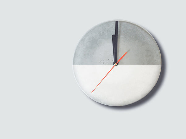 Concrete Clock | Moon Time | Sold out